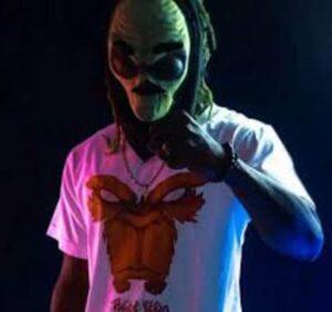 Le rappeur béninois Tôgbè Yéton en live sur Facebook