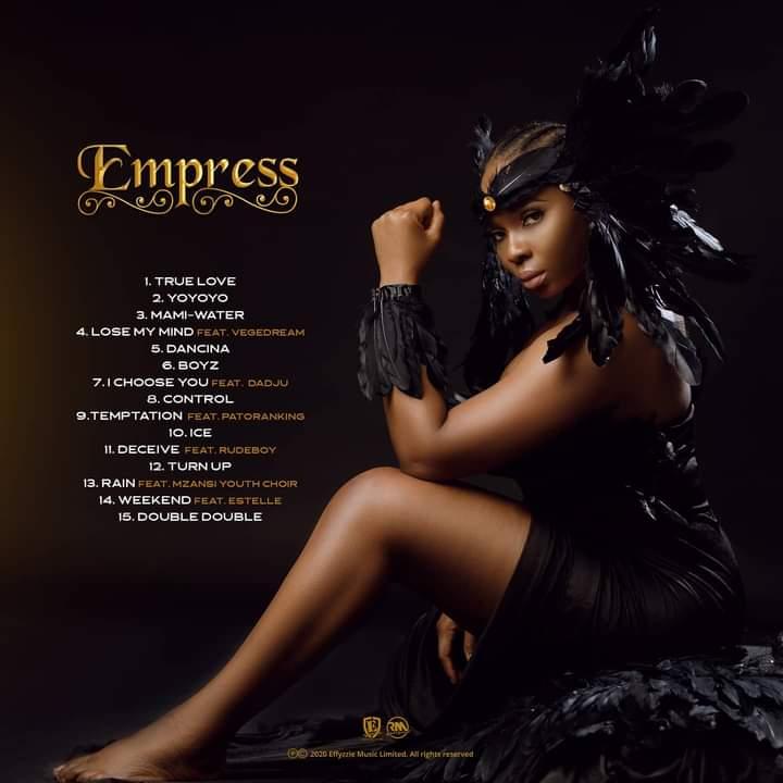 Yemi Alade prête à sortir l'un des meilleurs albums de fin d'année