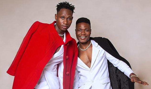 Le duo Ofoutan